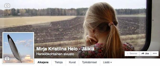 Kuviani Facebookissa