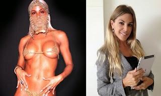 Joana Prado há muito tempo não fala mais sobre a Feiticeira, personagem-fetiche que marcou a televisão nos anos 90