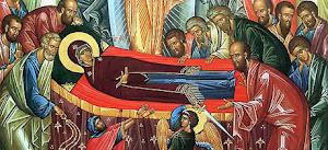 Hramul Bisericii: Adormirea Maicii Domnului