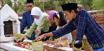 Nyadran (Jawa Barat, Jawa Tengah, Jawa Timur, dan DIY )
