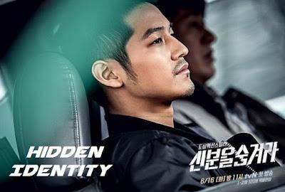 Biodata Pemain Drama Hidden Identity