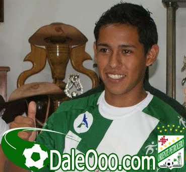 Oriente Petrolero - Rodrigo Vargas - Club Oriente Petrolero