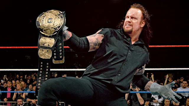 the undertaker wwe