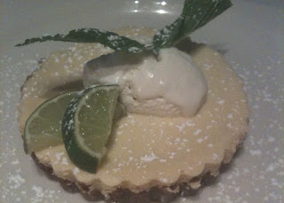 Passion the Restaurant dish: Key Lime Pie