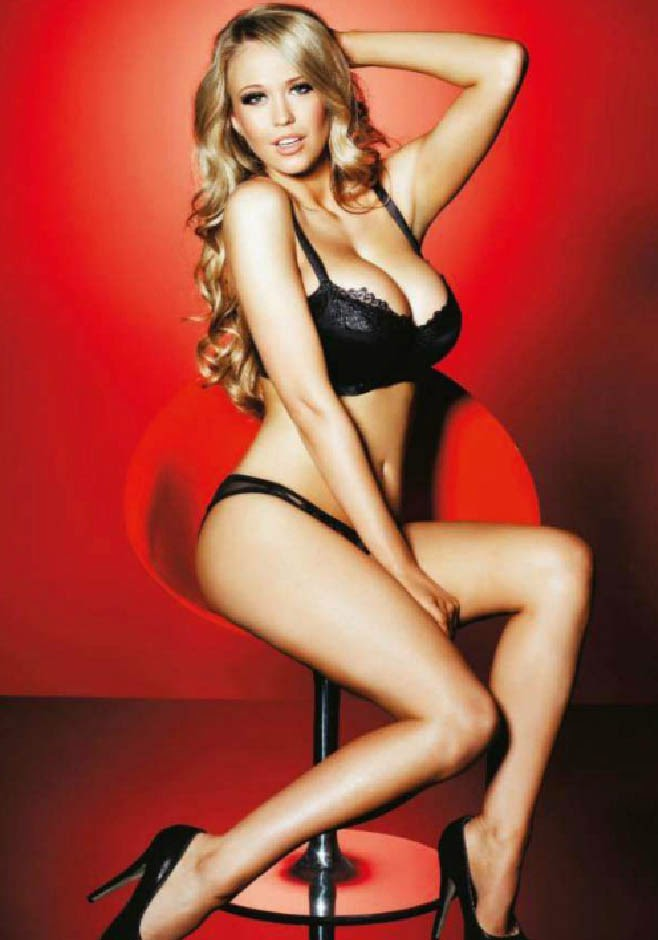 Magazine Photoshoot : Sophie Reade And 2014 Hottest New Babes Magazine Photoshoot for NUTS MagazineUltimate 2014
