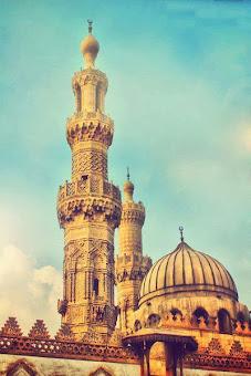"""""""قلعة الإسلام والمسلمين منذ سبعمائة (700) سنة: الجامع الأزهر الشريف"""""""