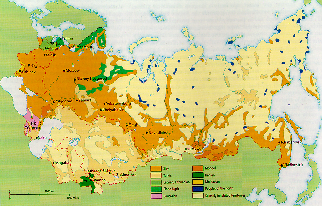 Different Natural Resources In The Regions Of Asia