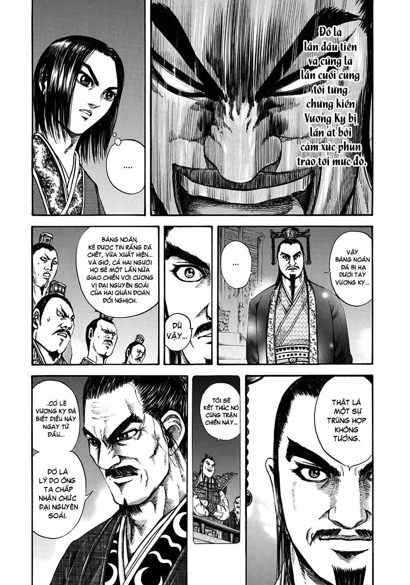 Kingdom - Vương Giả Thiên Hạ Chapter 116 page 17 - IZTruyenTranh.com