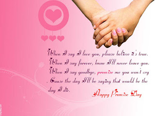 Happy Promise Day SMS Messages Quotes Wishes Greetings Sayings for whatsapp