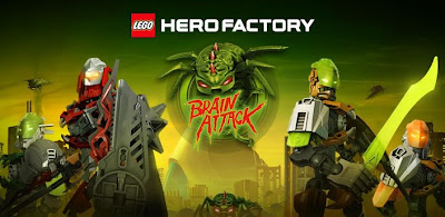 DOWNLOAD GAME LEGO� HeroFactory Brain Attack KHUSUS ANDROID GRATIS