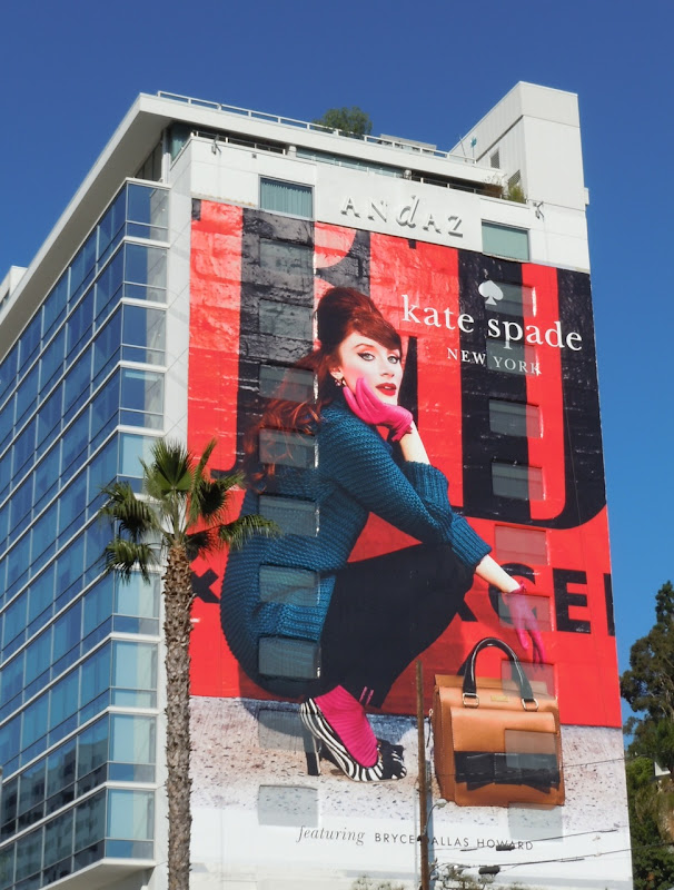 Kate Spade NY billboard