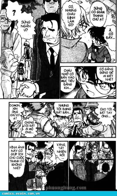 Detective Conan - Thám Tử Lừng Danh Conan chap 502 page 2 - IZTruyenTranh.com