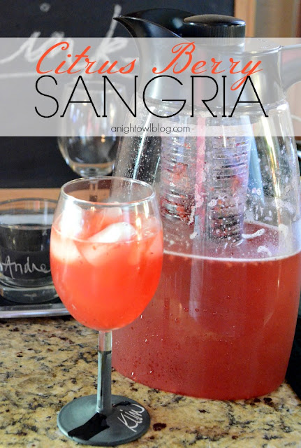 Citrus Berry Sangria