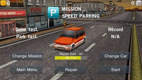 Dr. Driving Android Apk Oyun resim 2