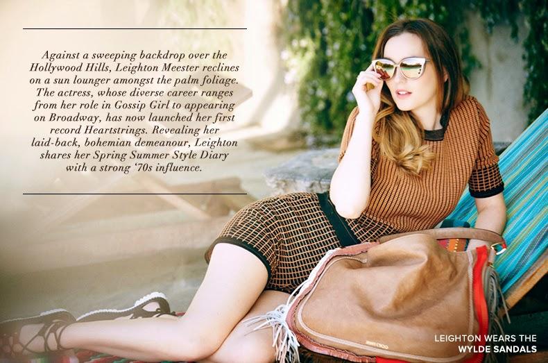 Eniwhere Fashion - Fashion News March 2015 - Jimmi Choo