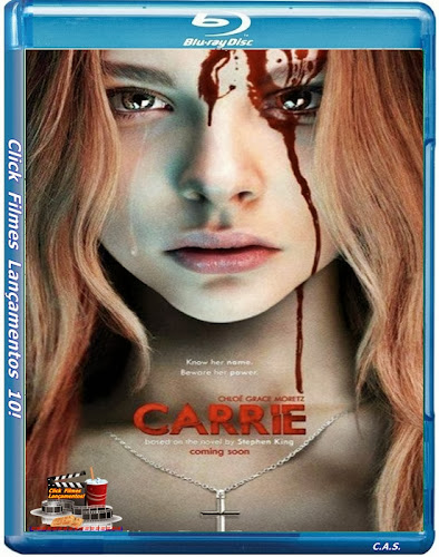 Filme Carrie, a Estranha Dublado Blu-Ray 2013 Torrent