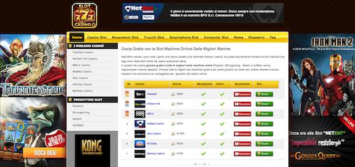 Slots Online Gioca Gratis