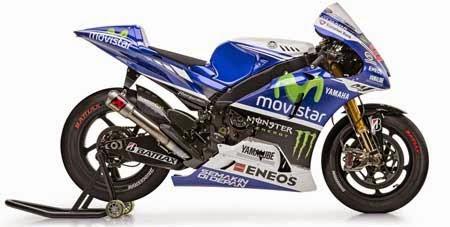 Tim MotoGP Movistar Yamaha 2015