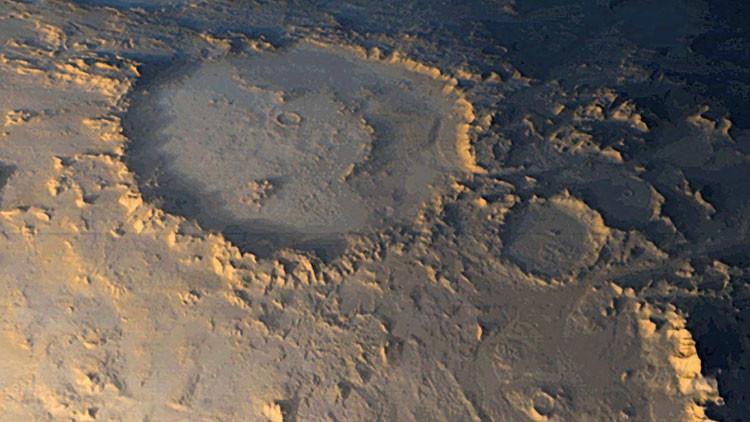 Revelan dónde pudo haber nacido la vida en Marte