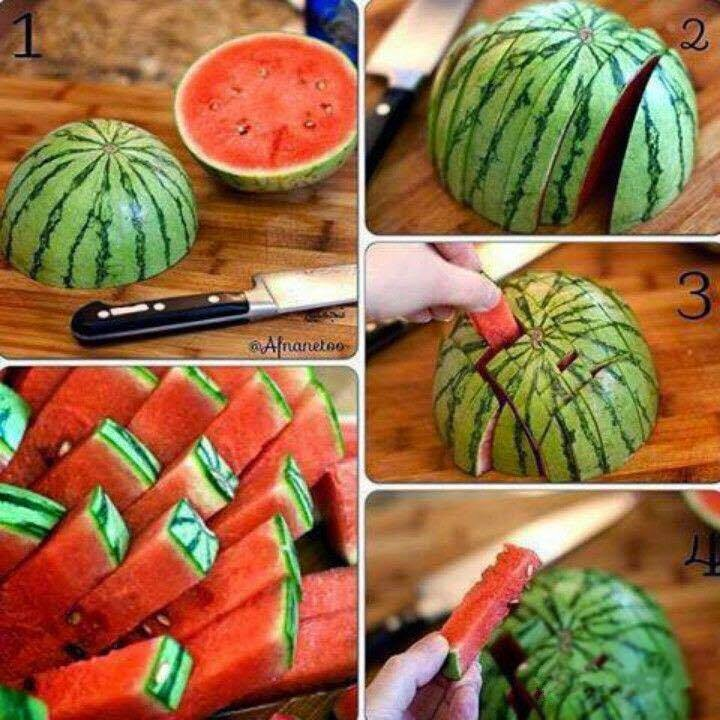 Food Decoration And Cutting Tutorial #1..