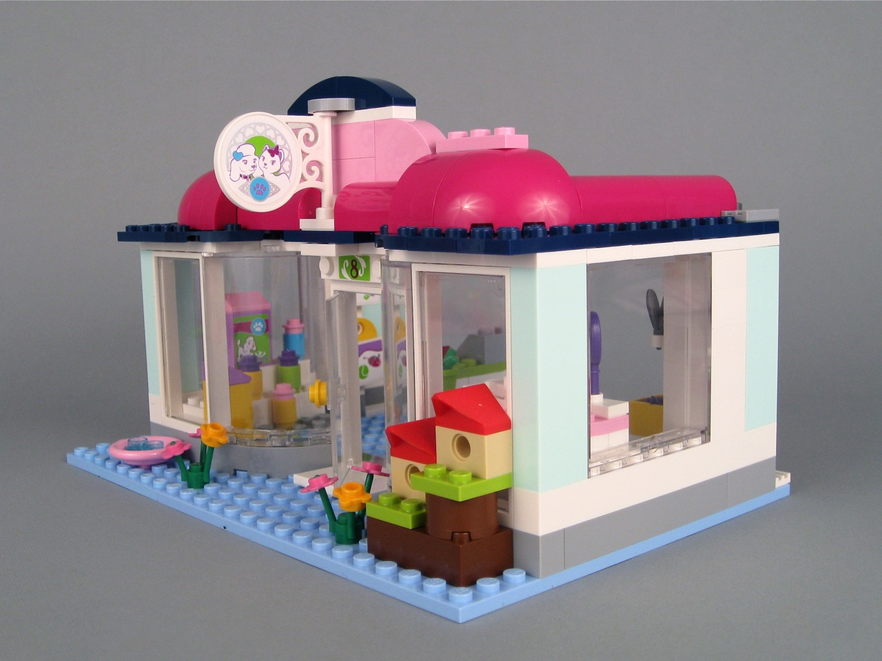 Lego Friends Pet Salon