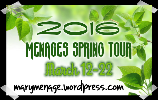 Menages Spring Tour