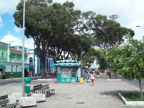 Praça Deodoro - São Luís