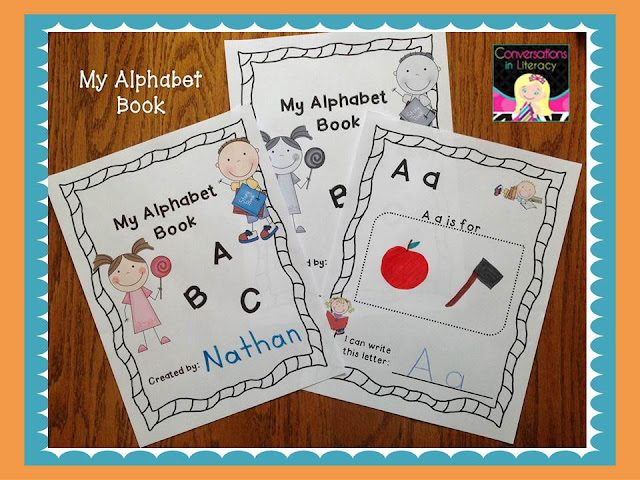creating an abc book