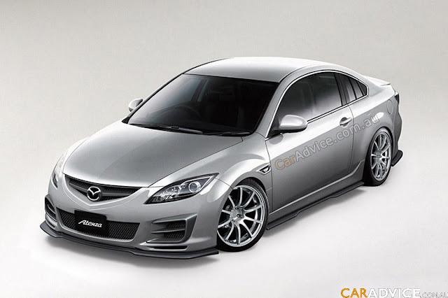 Last picture of Mazda 6