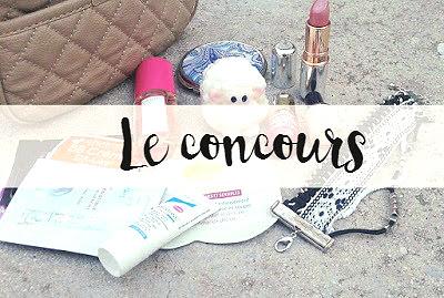 Concours premier anniversaire du blog Beauté et Mode