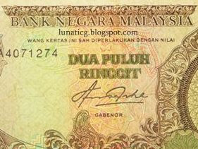 RM20 banknote will be back