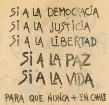 Defendiendo una real justicia y democracia para Chile