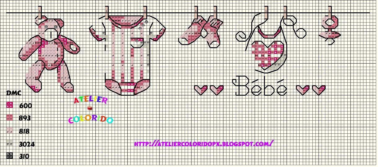 Вышивка крестом метрика для новорожденных схемы мальчиков 488