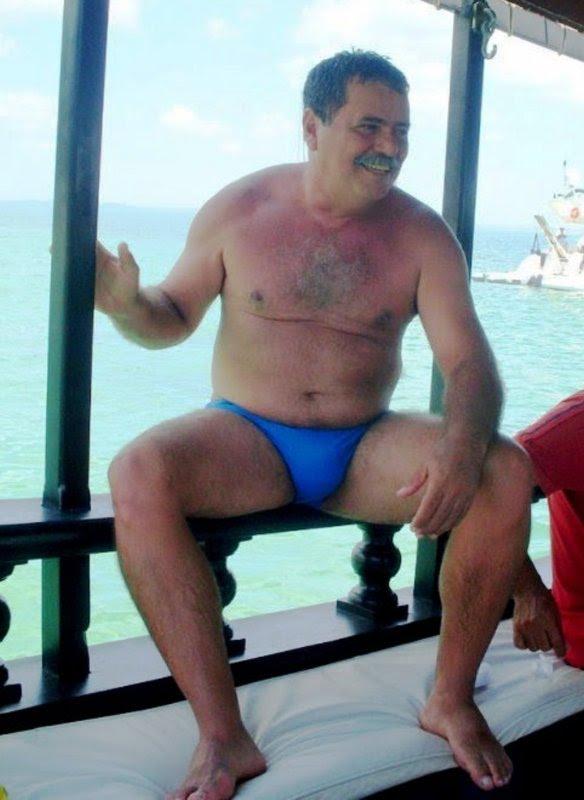 Para Todos Aquellos Admiradores De Los Hombres Maduros