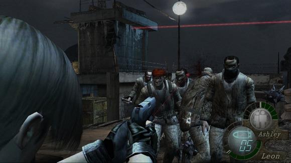 resident evil 4 pc game screenshot 5 Resident Evil 4 (PC/MulTi5/ISO) RePack