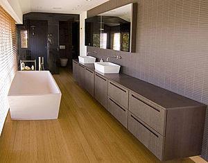 baño moderno diseño