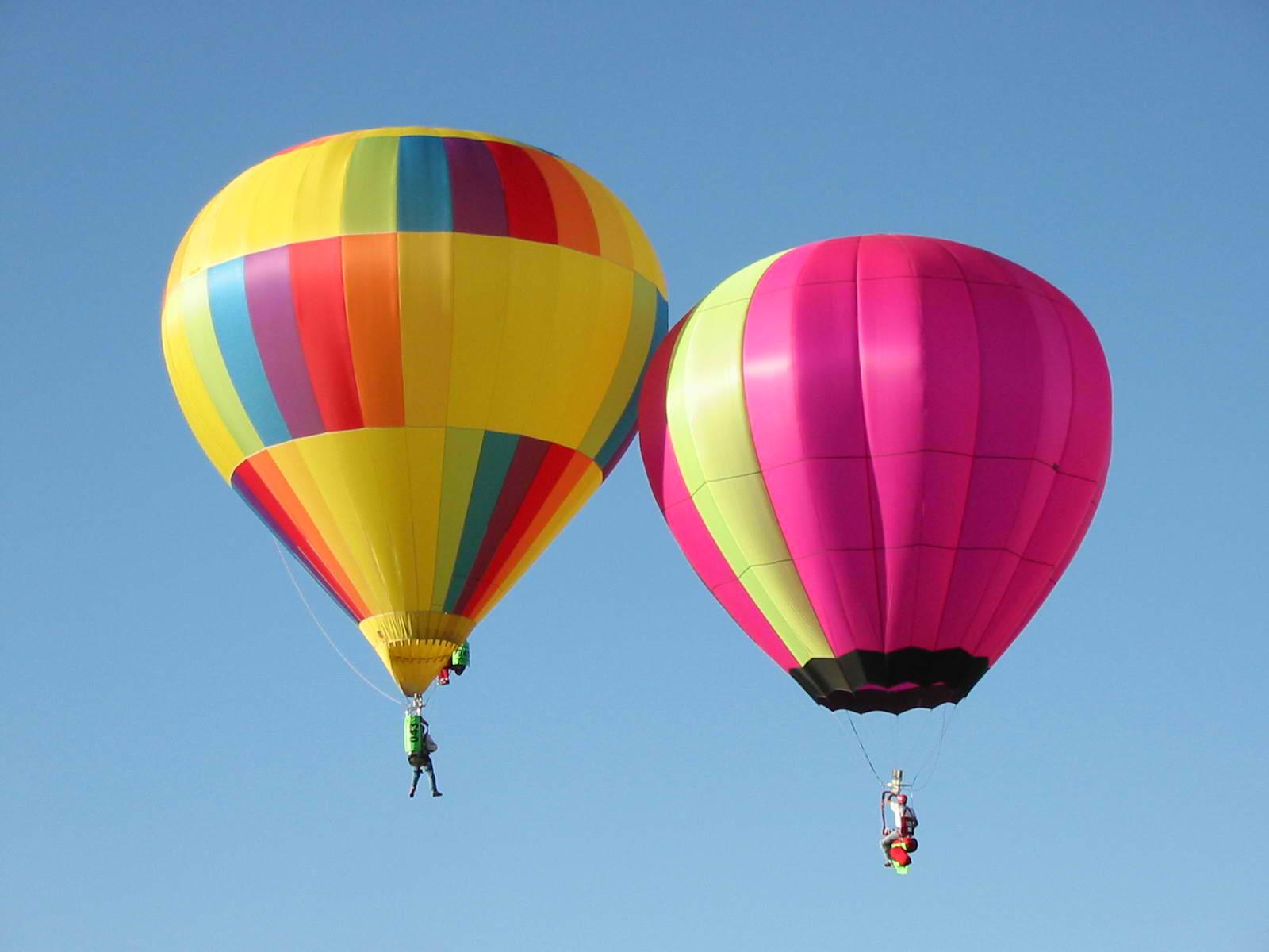 Philippine Travel Hot Air Balloon 2015 Clark Pampanga