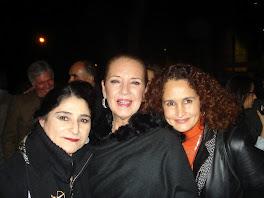 Astrid Hadad, Viola y Susana Harp