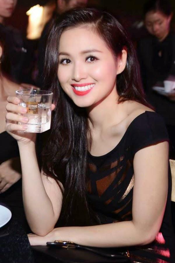 gái xinh ca sĩ diễn viên Tâm tít
