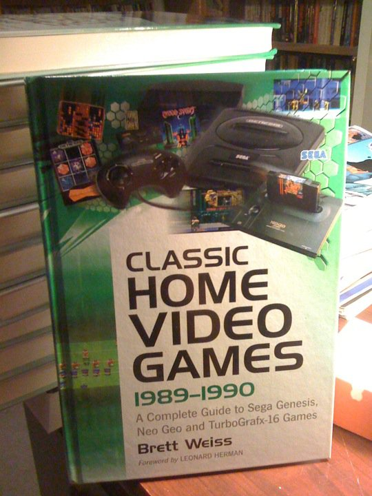 Brett weiss words of wonder classic home video games for Classic house 1990