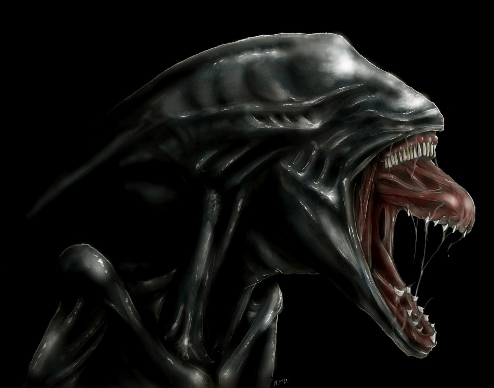 Xenomorph Queen Prometheus Alien Queen Prometheus...