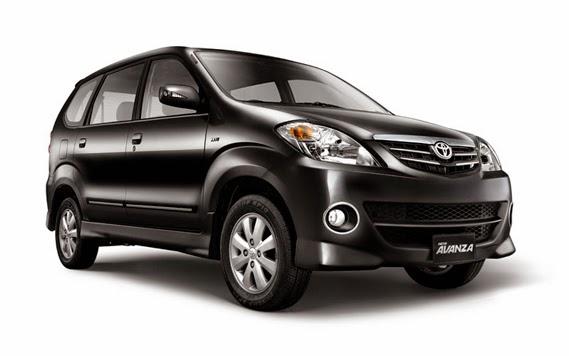 Rental Mobil Bandung Toyota New Avanza
