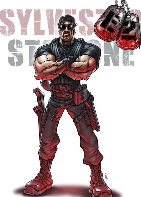 snackpreview 3 teaser posters de the expendables 2161en