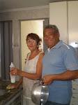 Minha tia Tereza e meu marido