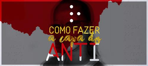 D.I.Y: Capa do ANTI, novo album da Rihanna