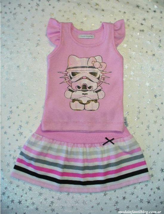 mundo pequeñez verano 2014 indumentaria infantil