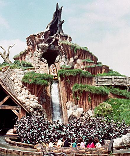 Paris Disneyland Rides Free Download Wallpaper
