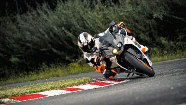 KTM RC 125, A School Of Motosport