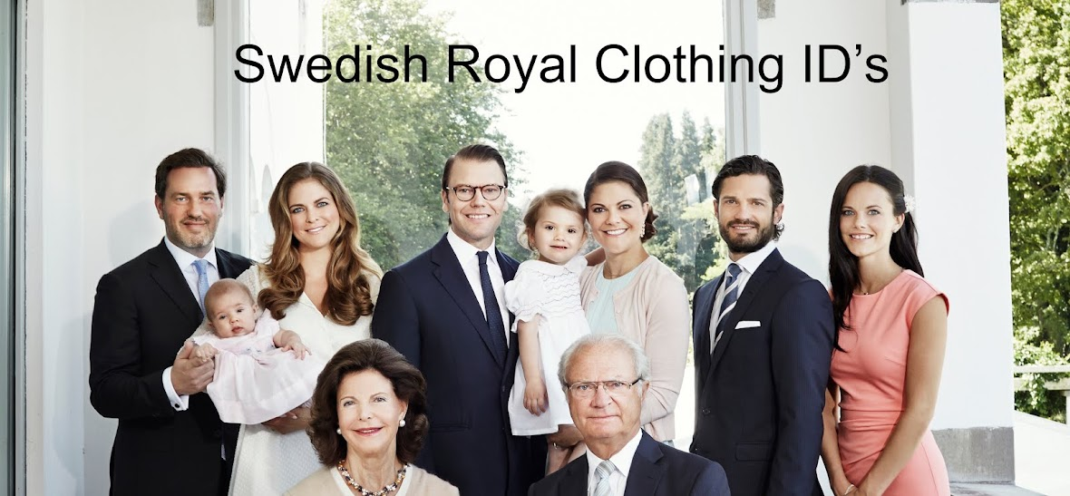 Swedish Royal Clothing ID's