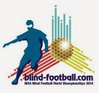 Mundial Futbol para Ciegos 2014